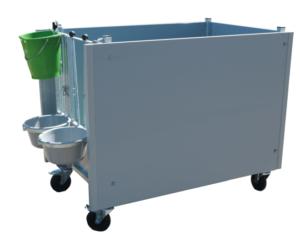 BOX A VEAUX TOPCALF MONO EASY-CLEAN